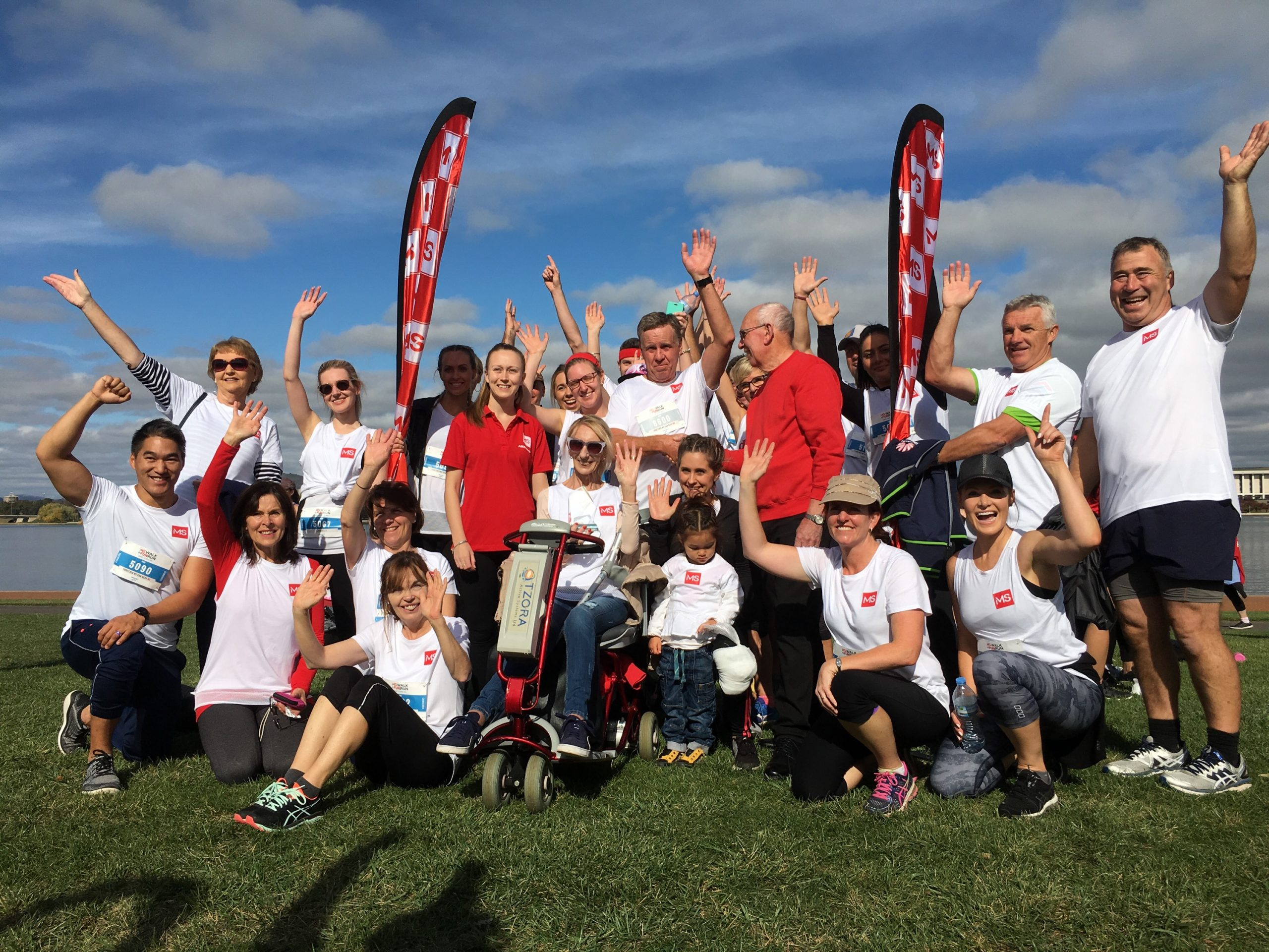 MS Fun Run – Canberra 2018